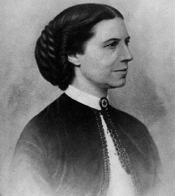 Photo of Clara Barton