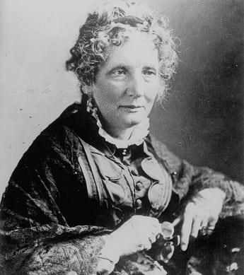Photo of Harriet Beecher Stowe