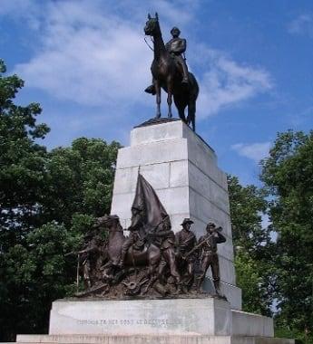 Virginia State Memorial at Gettysburg